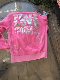 pink and white Pink by Victoria's Secret sweater Pataskala, 43062