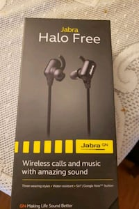 Brand new Jabra wireless call and music head phone Mississauga, L5R 1Y7