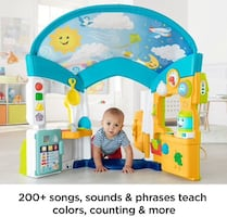 NEW Smart Learning Baby Playhouse Fisher-Price