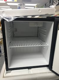 black and white compact refrigerator Bakersfield, 93304