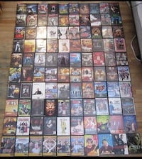 Lot 100 DVD mixed action horror comedy drama tv se Dorval, H9P 2A7