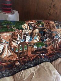 Vintage Dogs Playing Poker-Excellent Condition-Like New Irvington, 36544