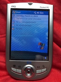 HP iPAQ H1945 TFT Color LCD Pocket PC PDA Unit 56mb Series, with Bluetooth. Pleasant Prairie, 53158