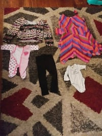 Women and Baby clothes 0-3 months  Jackson, 39204