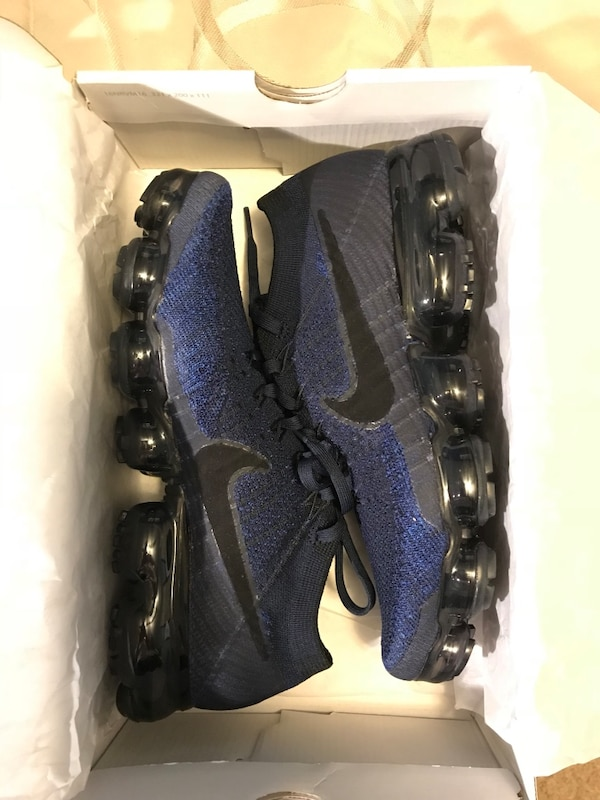 Brand New Nike Air Vapormax Midnight Navy