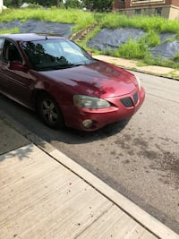 Pontiac - Grand Prix - 2004 Pittsburgh, 15210