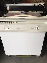 white dishwasher Calgary, T3J 3S3