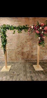 Wedding or baby shower backdrop Arlington Heights
