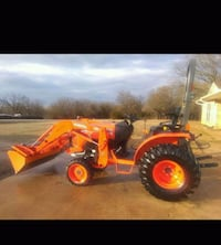 Owner 2006 Tractor Kubota B2650 Compact tractor