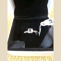 Gorgeous LS solitaire ring.