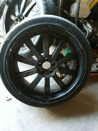 Rims &tires  for sale Winchester, 22601