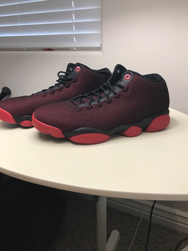 f13e29b895d0c8 Used maroon-and-black air jordan horizon for sale in Chandler - letgo