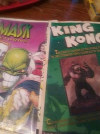 The Mask and King Kong posters Richmond, 23220