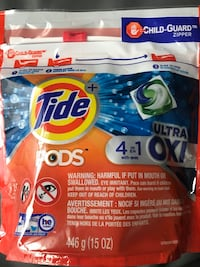 Tide Pods, Assorted Varieties, 12-16 count Odenton, 21113