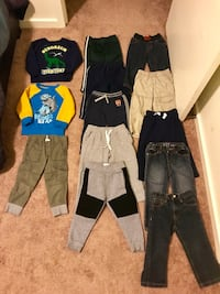 Baby Boy 2T Clothes Lot Oklahoma City, 73145
