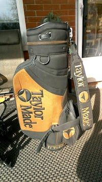 Taylor Made golf bag and cart Waterloo, N2L 4T2