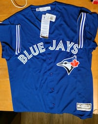 Brand New with Tags Blue Jays Jersey and Socks Toronto, M2J 0E1