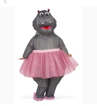 Adult Two inflatable hippo costumes, $40 each o.b.o Calgary, T3A