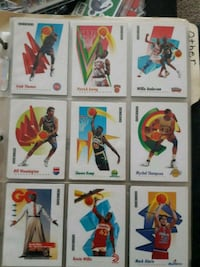 assorted baseball player trading cards Baltimore, 21216