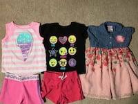 3T Girls clothes all in excellent condition from pet and smoke free home (pick up only ) Alexandria, 22310