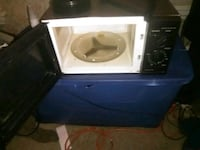 white and black microwave oven Watertown, 13601