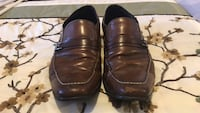 Brown Steve Madden Dress Shoes. Size 10.5. Willing To Negotiate On Price 100% Toronto