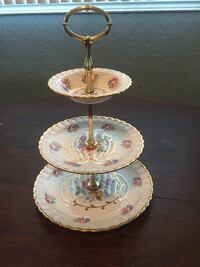WOOD AND SONS AVON 3 TIER TEA/CAKE STAND Brampton, L6V 2S9