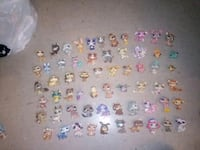 Lot of 201 Littlest Petshops London, N6G