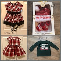 Christmas holiday outfits and dresses Lexington, 40511