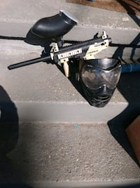 paintball gun with mask Maple Shade Township, 08052