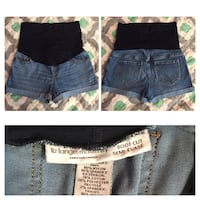 Maternity Jeans Shorts Small 4 for 12 (read detail) Durham, 27712