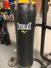 Everlast heavy bag and stand Virginia Beach, 23452