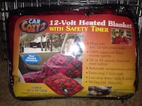 Electric blanket for car Decatur, 30032