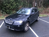 BMW - X3 - 2011 Burnaby, V5E