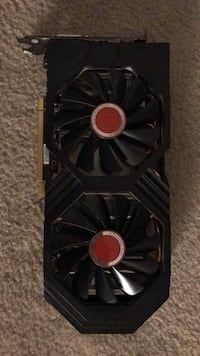 XFX RX 580 8GB Warrenton, 20186