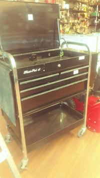 Blue point 4 drawer Tool Cart