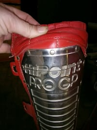 1970 collector motorcross race boots