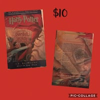 Harry Potter and The Chamber of Secrets book on tape Buford, 30518