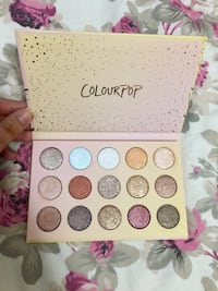 Colour pop Golden state of mind palette, PRICE IS FIRM Toronto, M1P 3R4