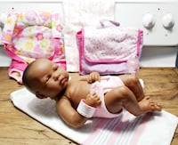 realistic newborn baby girl doll Guelph