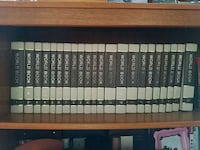 World Book Encyclopedia (1972 Full Set) Gaithersburg, 20877