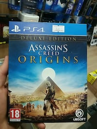 ps4 assassin's creed origins deluxe edition Mecidiyeköy Mahallesi, 34387