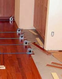 Laminate floors $1500 whole apt Newark, 07103