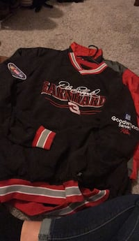 black and red Chicago Bulls jersey Evansville, 47711