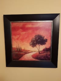 """""""Sunset pathway """"picture Calgary, T2E 1C7"""
