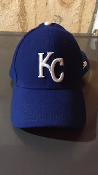 Baseball mlb blue Kansas City royals cap / hat From Lids Ottawa, K2B 6K3