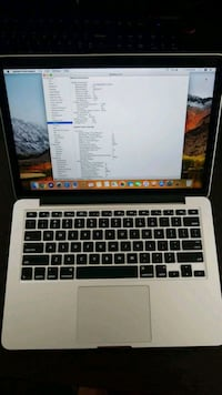 Macbook Pro 13in, barely used Rockville, 20850