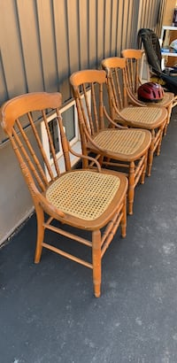 Four antique chairs over 100 years old. St Catharines, L2M 1P9