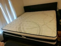 white and black floral mattress Farmington, 48335