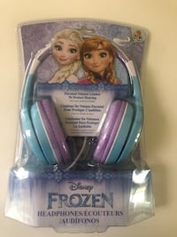 Disney Frozen Headphone New 欧文, 92620